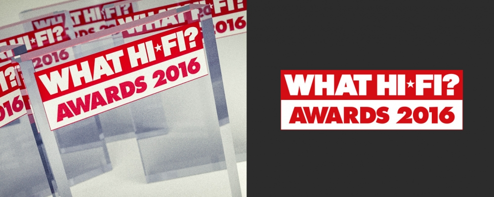 What Hi-Fi? 2016 Award-winners