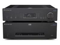 Cambridge 851E & 851W – pre & power amplifiers