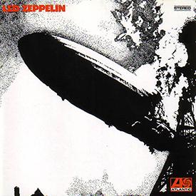 'Led Zeppelin' released 1969.