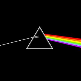 Pink Floyd - 'Dark side of the moon' released in 1973.