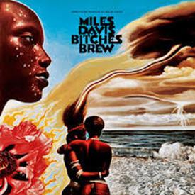 Miles Davis - 'Bitches Brew' released in 1970.