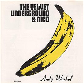 Velvet Underground & Nico - 'Andy Warhol' released 1967.