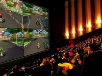 Classic titles for big-screen gaming