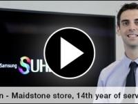 Product Video: Samsung UE55JS8500