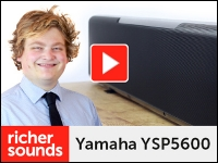 Product video: Yamaha YSP5600 sound projector/soundbar