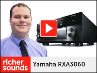 Product video: Yamaha RXA3060 AV receiver