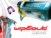 Game review: Wipeout Omega Collection