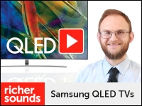 Product range video: Samsung QLED TVs