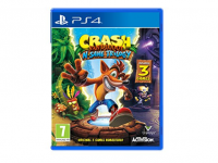 Game Review: Crash Bandicoot N. Sane Trilogy