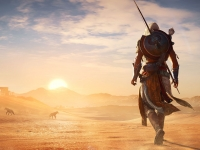 Game review: Assassins Creed Origins