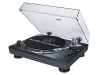 Product review: Audio Technica ATLP120 USB Turntable