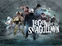 Album review: Legend of the Seagullmen – Legend of the Seagullmen