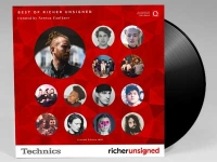 Best of Richer Unsigned vinyl by Newton Faulker to celebrate Record Store Day 2018