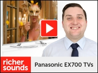 Product video: Panasonic EX700 4K HDR Smart LED TV range